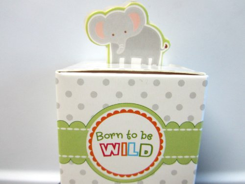Animal Baby Shower Favors front-1035678