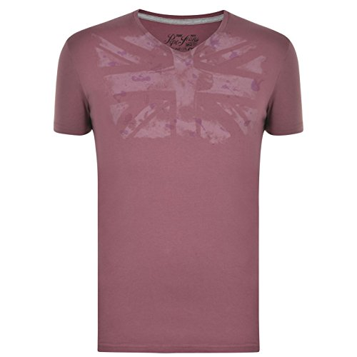 Pepe Jeans -  T-shirt - Uomo Bordeux Large