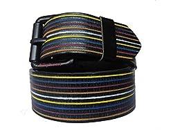 Pranjali Leather Men's Belt 014