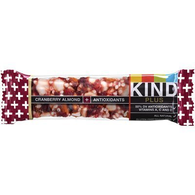 Kind Fruit And Nut Bars Bar Cranbry And Almond - Case Of 12 - 1.4 Oz