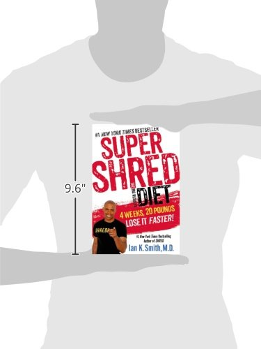 Super Shred: The Big Results Diet: 4 Weeks, 20 Pounds, Lose It Faster!-ExLibrary