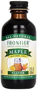Frontier Maple Flavor -- 59 ml