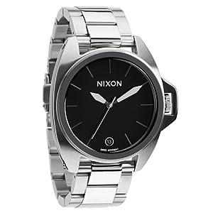 Reloj Nixon The Anthem A396000 Hombre Negro