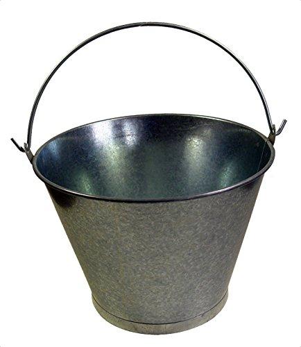 imex-el-zorro-asa-lisa-cubo-galvanizado-conico-diametro-325-x-24-cm-12-l