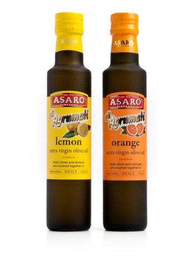 Asaro Lemon and Orange Olive Oil Combo (Asaro Olive Oil compare prices)