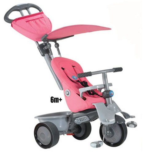 looking for smart trike recliner 4 in 1 pink toys. Black Bedroom Furniture Sets. Home Design Ideas