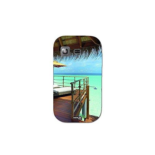 CUSTODIA COVER CASE VACANZA PARADISO PER SAMSUNG GALAXY POCKET PLUS S5301