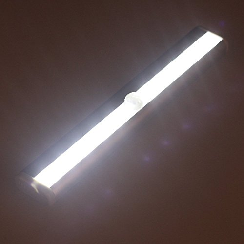 Battery Operated 10leds Super Bright Stick On Portable