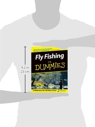 Fly fishing for dummies 785555550735 for Fly fishing for dummies