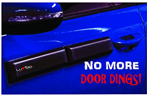 Ding Bats - Removable Magnetic Car Door Protectors, Car Door Guards, Car Door Protection, Door Ding Dent Protectors (No Security) (Door Bumpers Auto compare prices)