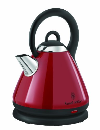 Electric Water Kettle Made In America ~ Tea kettle made in usa russell hobbs electric red