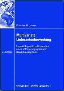 German Edition): Christian G. Janker: 9783834911568: Amazon.com: Books