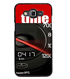 PrintDhaba Meter D-4118 Back Case Cover for SAMSUNG GALAXY GRAND MAX (Multi-Coloured)