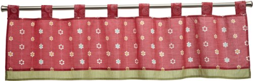 CoCo & Company Melanie The Monkey Window Valance (Discontinued by Manufacturer)