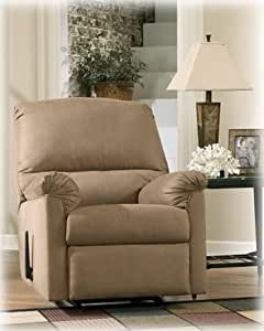 Amazon Mocha Rocker Recliner Signature Design by