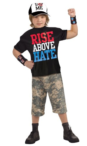 Rubie's Costume Co - WWE John Cena Muscle Chest Child Costume
