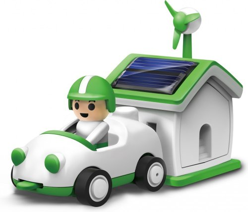 OWI  Green Life   Plug in House and Car - 1
