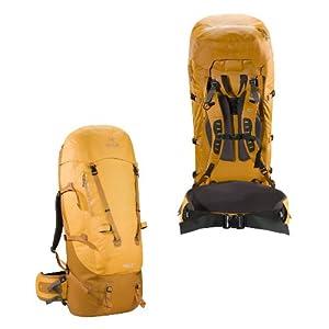 ARCTERYX Naos 85 Backpack Backpacks REG Gold Rush