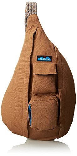 KAVU Rope Bag, Tobacco, One Size