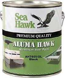 Sea Hawk AH7033QT Aluma Hawk Jon Boat Green Quart Made by Sea Hawk