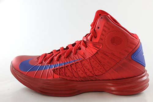 3f4183677cee pictures of Nike Hyperdunk 2012 Shinny Red Blue Light Basketball Mens Shoes  524934 600