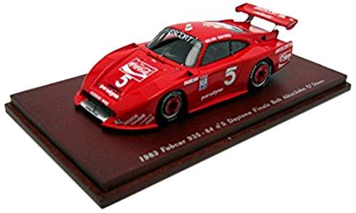 Fabcar 935-84 - 2nd 1983 Daytona 3 Hours - #5 1:43 Scale Diecast Model