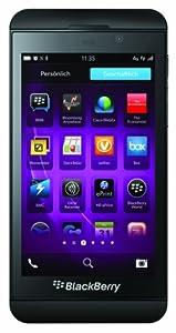 BlackBerry Z10 4G LTE - Smartphone libre (pantalla táctil de 10,5 cm (4,2