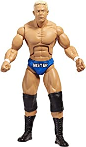 TNA DELUXE IMPACT 7 MR ANDERSON WRESTLING ACTION FIGURE