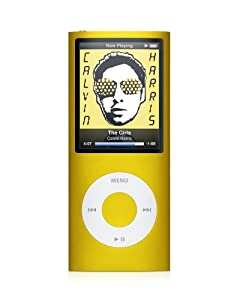 fe57d7d9a101d Apple iPod nano 16 GB Yellow (4th Generation) (Discontinued by ...