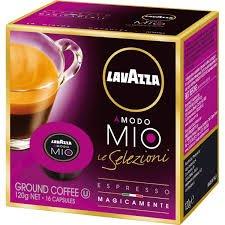 Shop for Lavazza Le Selezioni Magicamente Capsules - Lavazza magicamente capsules/pods. 1 box of 16 capsules for your a modo mio coffee machine - Lavazza