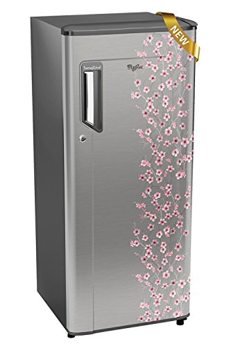 Whirlpool 260 IMFresh Roy 4S 245 Litres Single Door Refrigerator (Silver Bliss)