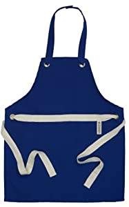 Le Creuset Junior Mini Chef Apron, Blue