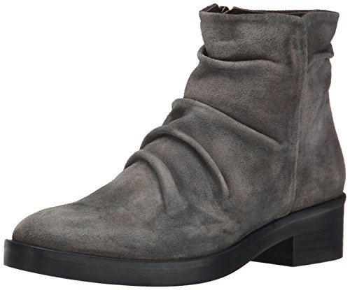 Coclico Women's 2817-Rail Boot, Suede Anthracite, 38 EU/7.5-8 N US