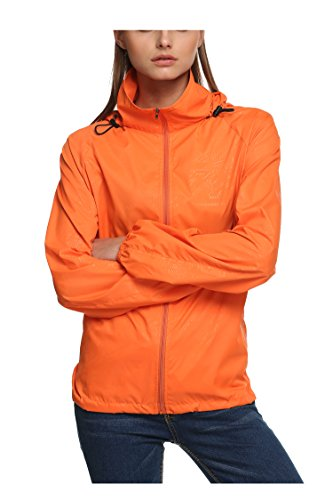 Zeagoo-Lightweight-Waterproof-Active-Outdoor-Hoodie-Coat-Cycling-Running-Sport-Jacket