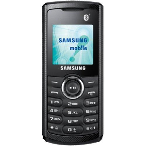 Samsung E2121 ohne Vertrag schwarz
