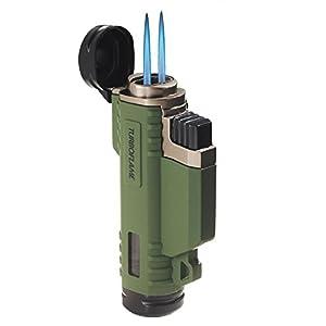 Turboflame Ranger Windproof Lighter, Olive