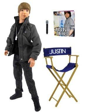 Justin Bieber Singing Doll -