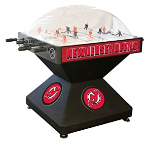 New Jersey Devils Dome Bubble Hockey by Holland Bar Stool