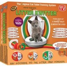 /Doogie's Litter Kwitter CAT Training System with DVD