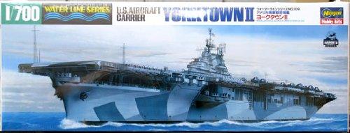 Hasegawa 1/700 USS Yorktown II