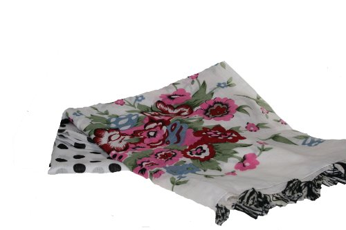 Beautiful floral printed sarong/scarf JA020