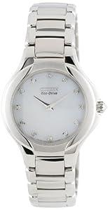 Citizen Women's EX1180-51D The Signature Collection Eco-Drive Fiore Watch