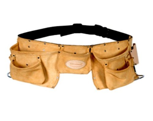 Professional 11 Pocket leather tool belt