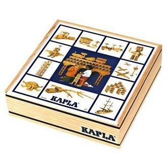 Kapla 100 Piece Wooden Building Set