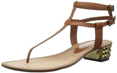 Jessica Simpson Women's Gerety Dress Sandal,Light Luggage,6 M US