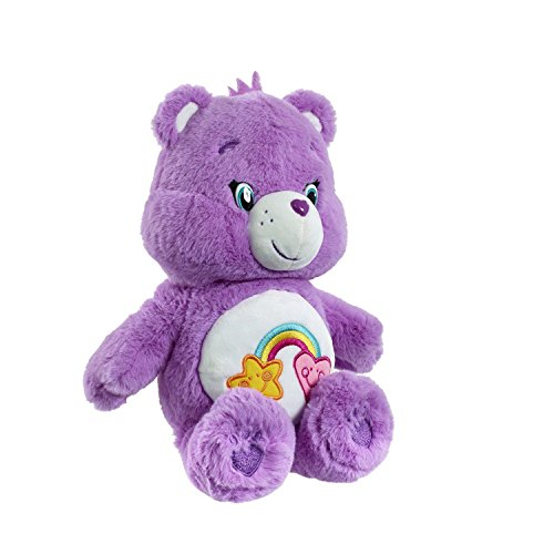 Care Bears Medium With Dvd Best Friend Bear Plush Toy (Best Friend Care Bear compare prices)