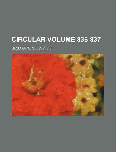 Circular Volume 836-837