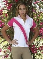 Equine Couture Ladies Short Sleeve Ocean...