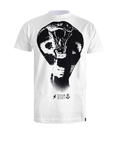 COTTON SOUL Camiseta Manga Corta Cobra