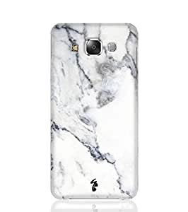 Cases Online for Samsung Galaxy E5 Marble Texture Background Floor Decorative Stone Interior Stone Back Cover for - Samsung Multicolor